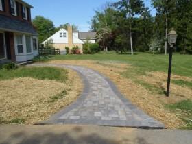 Front Path Pavers| JBP Landscape Contractors