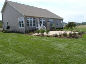 Patio and Sod Collegeville