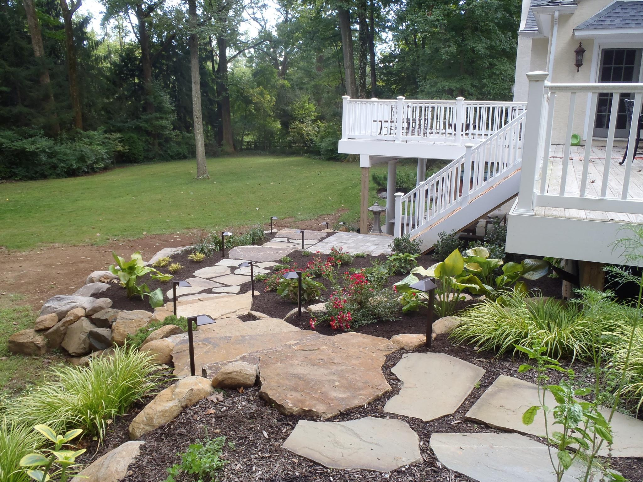 Landscaper lawn care service landscape designer for Landscaping companies