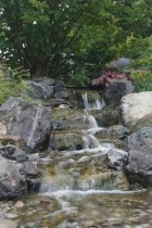 Waterfall JBP Landscape Contractors