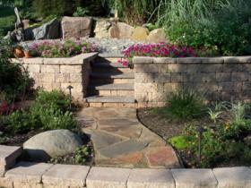 Stone Steps | JBP Landscape Contractors