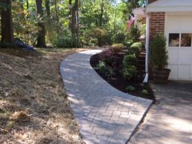Pathway | JBP Landscape Contractors