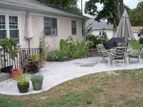 back patio | JBP Landscape Contractors