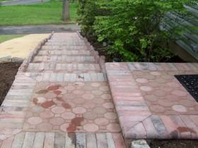 Brick Paver Steps | JBP Landscape Contractors