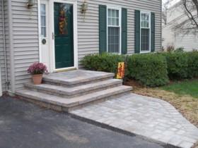 front entrance | JBP Landscape Contractors
