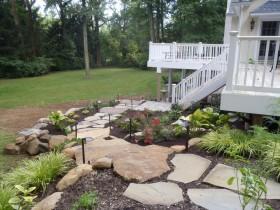 Planting Lighting Collegeville | JBP Landscape Contractors