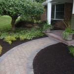 Home Entrance Hardscape | JBP Landscape Contractors