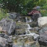 Waterfall JBP Landscape Contractors