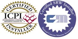 certified installer | JBP Landscape Contractors